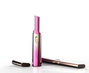 Fashion Heated Electric Eyelash Curler do not harm the skin