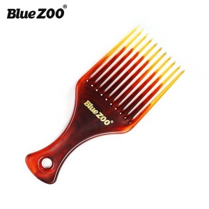 Hair Stylists Professional Styling Comb Salon Plastic Afro Combs