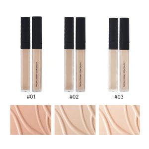 OEM private label 4 color Full Coverage Cream Lightly Liquid Concealer