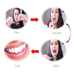 Popular Activated Charcoal Teeth Whitening Powder Whitener Bleach Remove Stains oral hygiene Dental HOT SALE