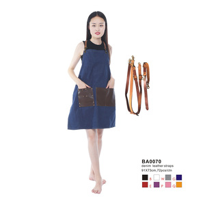 professional most popular products high quality denim apron