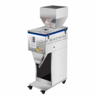 Medicine industry Granule/Powder Filling Machine with Vibration System