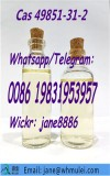 CAS 49851-31-2, 2-Bromovalerophenone Light Yellow Liquid 49851312