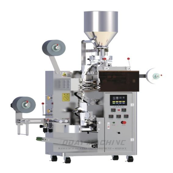 Degradable Nylon Tea Bag Packing Machine automatic nylon tea bag packing machine