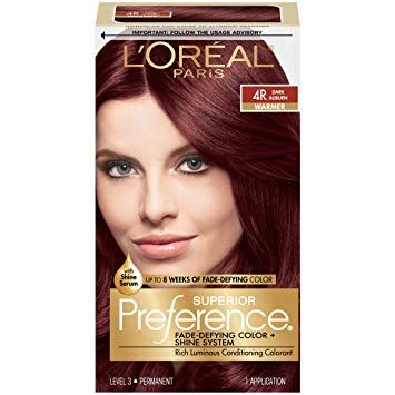 L'Oreal Superior Preference Hair Color For Wholesale