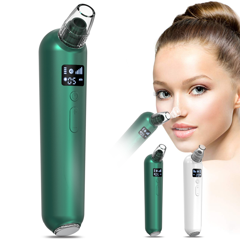 Electric Suction Facial Massage for Pore Cleaner Vacuum Adsorption Skin Acne Blackhead Remover