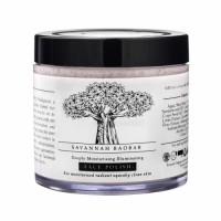 Timeless Beauty Secrets Organic Paraben Free Shea Butter Moisturising, Skin Lightening Face Scrub For Normal to Dry Skin (Vegan)