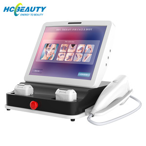 Anti-wrinkle Machine Type portable 1-11 lines face and body lifting 3d hifu equipment