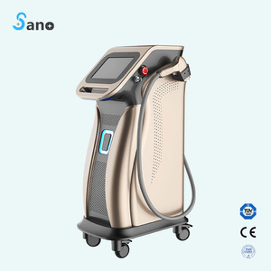 Best Newest Beijing Manufacturer FDA Approved 3 Triple Wavelength Alexander Laser 755 1064 808 nm Diode Laser For Hair Removal