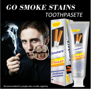 Disaar White&White Toothpaste Dental Daily Use Whitening Teeth Remove Smokers Stains Fights Plaque &decay Strengthen Teeth
