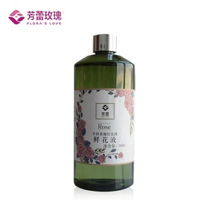 Drinkable Rose Flower Water Hydrosol for Skin