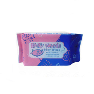 GWW416 Vietnam Import Individually Wrapped Natural Biodegradable Food Grade Household Cleansing Wet Wipes Towel