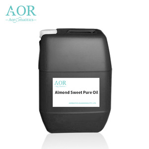 Organic Sweet Almond oil Almond Sweet Pure Oill Almond Carrier Oil