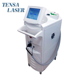 Professional alexandrite laser 755nm hair removal equipment