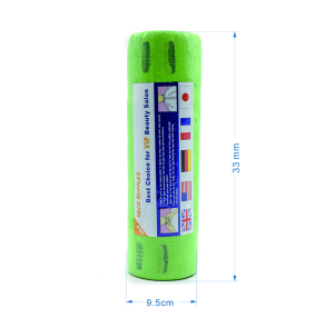 Salon Barber Disposable Green  Neck Strips Roll Requires Neck Paper Productos De Peluqueria Barber Station Protect Neck paper