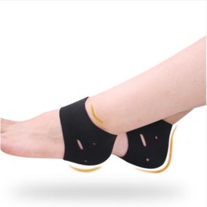 Silicone Moisturizing Soft Gel Heel Socks Anti-slip Maintenance Cracked Foot Dry Skin Care Protector Foot Care Tools