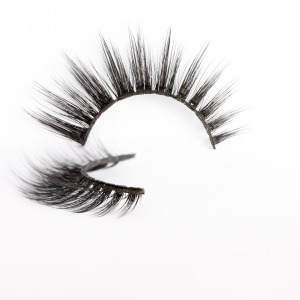 Super Soft Reusable Korean High Quality Silk Fiber 3D False Eyelashes