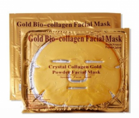 2020 SAIN WXX Factory direct wholesale collagen crystal membrane firming skin anti-wrinkle fade fine lines gold membrane