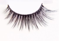 Best selling synthetic hair material and black color individual eyelash factory