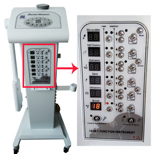 14 in 1 beauty machine multi-functional facial beauty equipment for sale