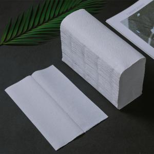 150 sheets/bag 225*230 mm Paper Hand Towel, Hand Tissue Paper, N Fold towel paper