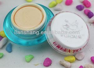 Green tea skin care product White Face Herbal Whitening Cream