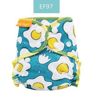 HappyFlute 2018 new arrival Eco-friendly Babyfriend Newborn AIO cloth diaper/nappy