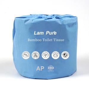 OEM 2-4 ply Soft Custom Bamboo Toilet Paper Roll