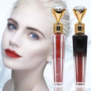 Private Label Long Lasting Makeup Lip Gloss Waterproof Moisturizing Diamond Matte Liquid Lipstick