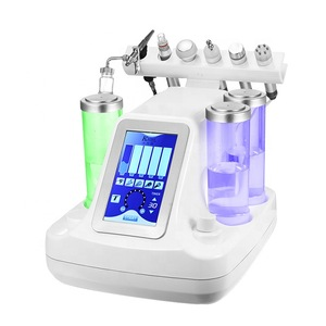 Professional 6 in 1 hydra beauty microdermabrasion oxygen facial machine for sale