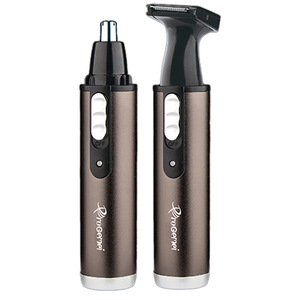 Rechargeable Men Eyebrow Trimmer Manufacturer Electric Ear Cleaner
