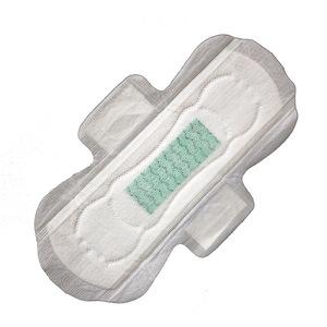SN2454XT Best Choice 245mm Cotton Anion Chip Winged Feminine Hygiene Sanitary Napkin Lady Pad in Usa Malaysia Pakistan