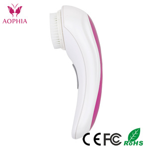 2016 electric face cleaning brush/sonic face brush beauty & personal care