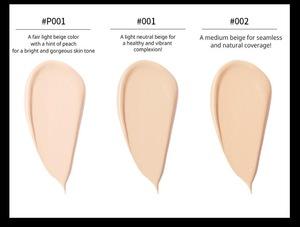 3CE Matte Fit Foundation Cosmetic Waterproof  Moisturizing Whitening Sunscreen Face Makeup Foundation