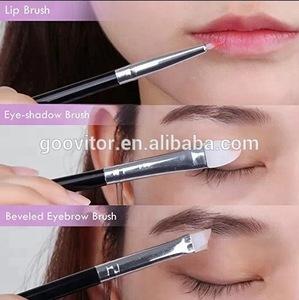 6pcs Silicone Makeup Brush Set Professional Sponge Cosmetic Beauty Tool Kit