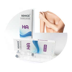 Beauty product injectable dermal filler hyaluronic acid for Change breast forms 10ml