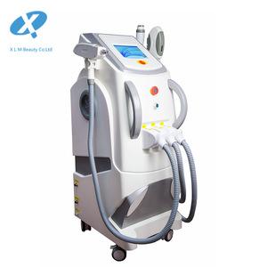 China new innovative product ipl+nd yag+rf machine hair remover ipl machine