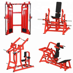 Commercial hammer strength gym equipment on sale