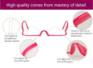 Eye Beauty Double-fold Eyelids Glasses Trainer Tools