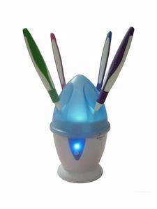 Family uv light toothbrush sterilizer uv toothbrush disinfector