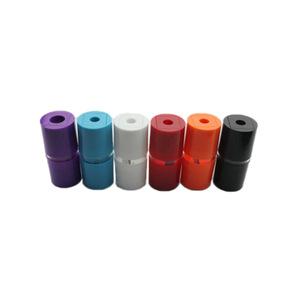 Meidao Manganese steel makeup tools cosmetic pencil sharpener