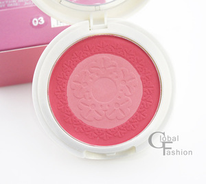 MISS YIFI Mineral makeup private label cosmetics palette 2 color blush powder
