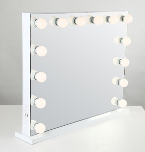 Newest Style Hollywood LED Makeup Mirror With Bluetooth Function