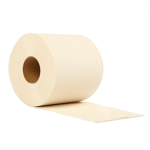 PerEasy Freehand Sketching Cute Package Virgin Bamboo Pulp Toilet Tissue / Bathroom Sanitary Tissue