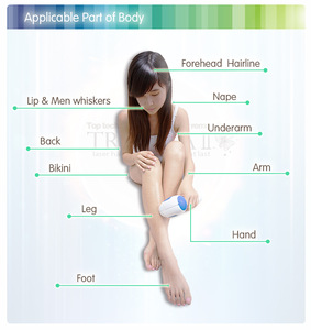 Portable diode laser 808nm hair removal machine  laser beauty equipment