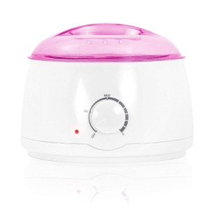 Portable Wax Heater Hair Removal Rechargeable Electric Hot Wax Warmer Heater Body