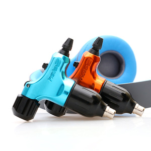 TM908 High Quality Tattoo Gun with Free Grip Needle Rotary Halo2 Swiss Motor Rotary Tattoo Machine