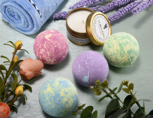 Wholesale OEM Fizzy Bubble Vegan Organic Bath Bombs Gift Set for Women Lovers