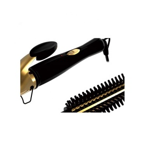Wide application stove set comb curling iron curling tongs