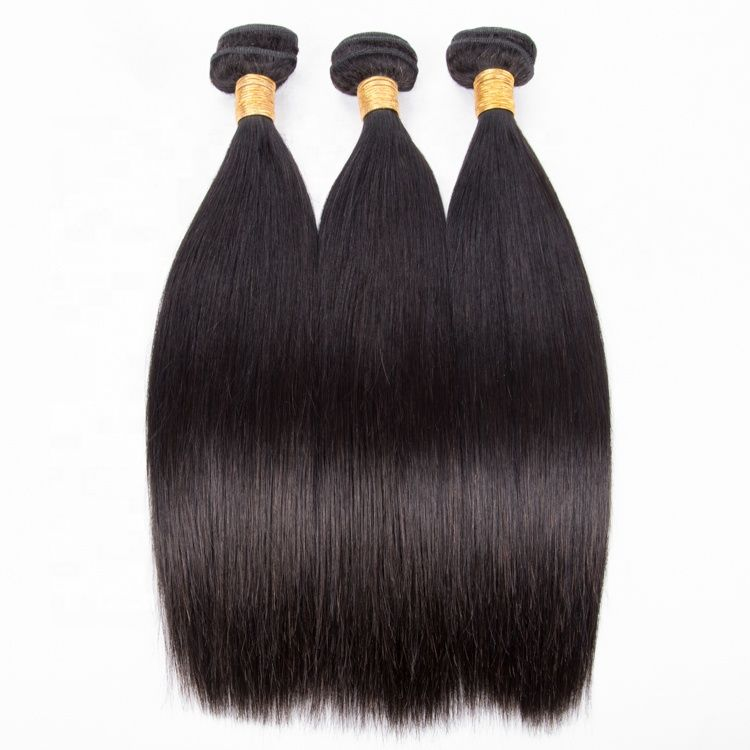 12a double drawn cuticle aligned raw unprocessed vietnam human virgin remy straight hair bundles